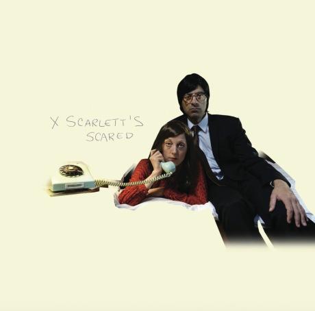 scarlett's scared cover
